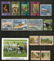 Année 1985 .  13 Timbres + Bloc-feuillet Neufs.  Côte 30,00 Euro - Timbres