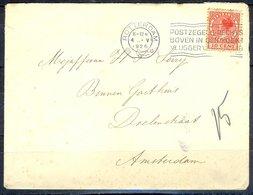 K189- Postal Used Cover. Post From Nederland. Netherlands. - Postal History