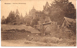 MORESNET GEMMENICH LA CALAMINE CHÂTEAU D' EULENBOURG 1930  R 920 /d5 - Kelmis
