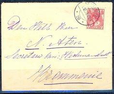 K191- Postal Used Cover. Post From Nederland. Netherlands. - Postal History