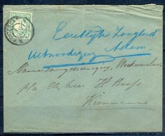K194- Postal Used Cover. Post From Nederland. Netherlands. - Postal History