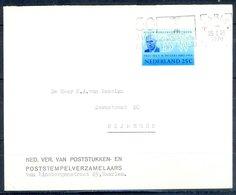 K195- Postal Used Cover. Post From Nederland. Netherlands. - Postal History