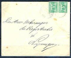 K196- Postal Used Cover. Post From Nederland. Netherlands. - Postal History