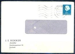 K197- Postal Used Cover. Post From Nederland. Netherlands. - Postal History