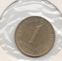 @Y@  OOSTENRIJK  1  Shilling   1986  (3383) - Oesterreich