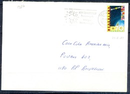 K200- Postal Used Cover. Post From Nederland. Netherlands. - Postal History