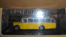 AUTOCAR SAURER L4C 1959 - Other