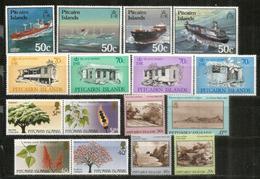 Année Complète 1987 .  16 Timbres Neufs **  Côte 35,00 Euro - Timbres