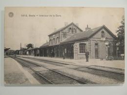 Statte La Gare(Station) - Huy