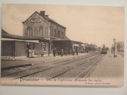 Drieslinter Station Binnenste Der Statie - Linter
