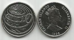 Cayman Islands 10 Cents 1996. High Grade - Cayman Islands