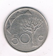 50 CENTS 1993 NAMIBIE /1334/ - Namibie