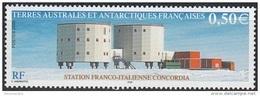 TAAF 2005 Yvert 415 Neuf ** Cote (2015) 2.00 Euro Station Franco-italienne Concordia - Terres Australes Et Antarctiques Françaises (TAAF)