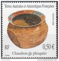 TAAF 2005 Yvert 409 Neuf ** Cote (2015) 2.00 Euro Chaudron De Phoquier - Terres Australes Et Antarctiques Françaises (TAAF)