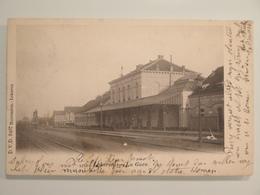 Lokeren La Gare STATION - Lokeren