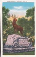 Wisconsin Green Bay Elks' Monument - Green Bay