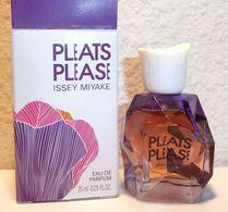 Miniature PLEATS PLEASE Issey Miyake – Eau De Parfum 7,5ml - Miniatures Modernes (à Partir De 1961)