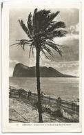 W1130 Gibraltar - Artistic View Of The Rock From Spanish Shores / Non Viaggiata - Gibilterra