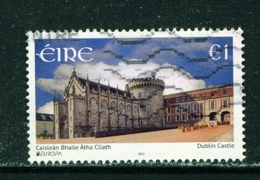 IRELAND - 2017 Europa 1 Euro  Used As Scan - Used Stamps