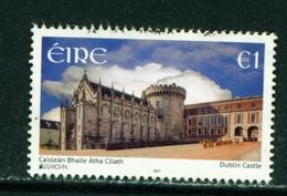IRELAND - 2017 Europa 1 Euro  Used As Scan - 1949-... Republic Of Ireland
