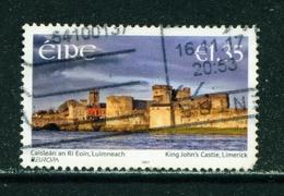 IRELAND - 2017 Europa 1.35 Euro  Used As Scan - 1949-... Republic Of Ireland
