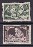 D339/  N° 459/460 NEUF COTE 28€ - France