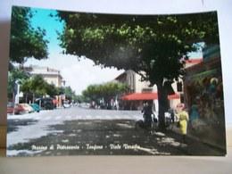 1965 - Lucca - Marina Di Pietrasanta - Tonfano - Viale Versilia - Sali E Tabacchi - Animata - Auto - Ed. B. Mariani - Lucca