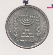 @Y@    Israel   1/2  LIRA   1976  Unc   (4697) - Israël