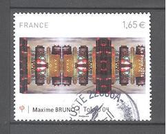 France Oblitéré N°4837 (cachet Rond) - France