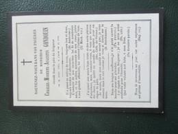 Faire Part De Décès Généalogie  IMAGE PIEUSE - Obituary Notices