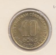 @Y@    Vietnam   10 Dong  1974       (3982) - Viêt-Nam