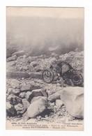 6 Jours De Grenoble 1920.Rolly,sur Motosacoche,Pneus HUTCHINSON.Médaille D'Or.Automobile. - Sport Moto