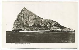 W1144 Gibraltar - The Rock / Non Viaggiata - Gibilterra