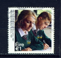 IRELAND - 2017 Education 1 Euro  Used As Scan - 1949-... Republic Of Ireland