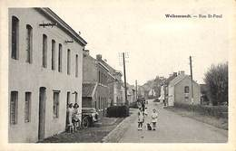 Welkenraedt - Rue St Paul (animée, Oldtimer) - Welkenraedt