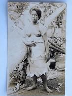 C.P.A. : SAMOA : Samoan Girl, Topless, SUPERBE - Samoa