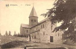 St Séverin - L'Eglise (animée, Chèvres, Edit. M Cuivers-Lemye) - Nandrin