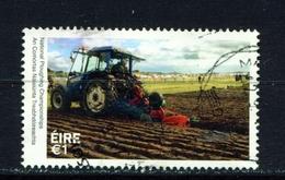 IRELAND - 2017 World Ploughing Championships 1 Euro  Used As Scan - 1949-... Republic Of Ireland