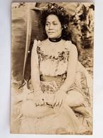 C.P.A. : SAMOA : Pretty Samoan Girl,  SUPERBE - Samoa