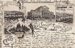 Gruss Aus Bad Langen Schwalbach - Rheingau