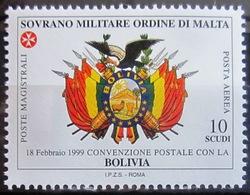 ORDRE DE MALTE                     PA 54                      NEUF** - Malte (Ordre De)