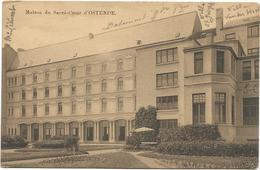 W1149 Oostende Ostende - Maison Du Sacré Coeur / Non Viaggiata - Oostende