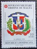 ORDRE DE MALTE                     PA 53                      NEUF** - Malte (Ordre De)