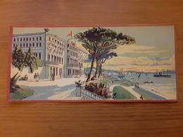 Chromo Cie Int. Des Grands Hôtels Therapia Summer Palace Constantinople Ateliers Hugo D'Alési, 5, Place Pigalle, Paris - Autres