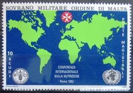 ORDRE DE MALTE                     N° 430                      NEUF**   (tâches Au Verso) - Malte (Ordre De)
