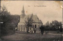 Soy - La Chapelle St Rock (animée...Etat Dos Adhésif) - Erezée