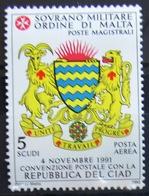 ORDRE DE MALTE                     PA 46                      NEUF** - Malte (Ordre De)