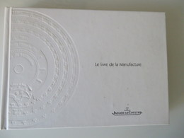 Catalogue De Vente 2000 Montres Jaeger-Lecoutre Horlogerie Manufacture Suisse - Watches: Top-of-the-Line