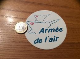AUTOCOLLANT, Sticker «armée De L'air» (avion) - Stickers