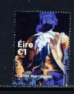 IRELAND - 2017 Urban Street Art 1 Euro  Used As Scan - 1949-... Republic Of Ireland
